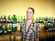 V Ořechově na Brněnsku o víkendu tekly hektolitry vína. Konala se tam totiž Velikonoční výstava vín.