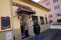 Restaurace Pastouška.