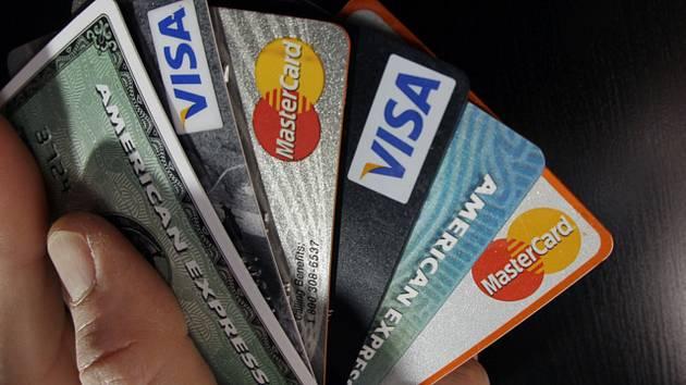 Bezkontaktní platby, ilustrační foto.