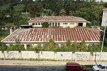 Bývalý vojenský areál Wilson v Brně na Kraví hoře.