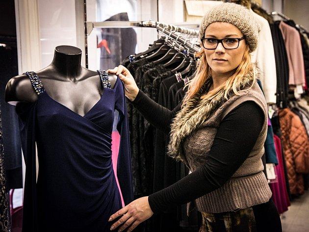 Stylistka Eva Vlachová.