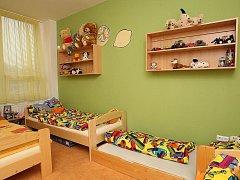 Dětské krizové centrum Klokánek.