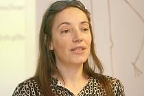 Ředitelka Klokánku Alice Studničková.