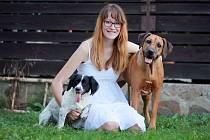Kristýna Zaklová, tvůrkyně webového vyhledávače Komu patřím.