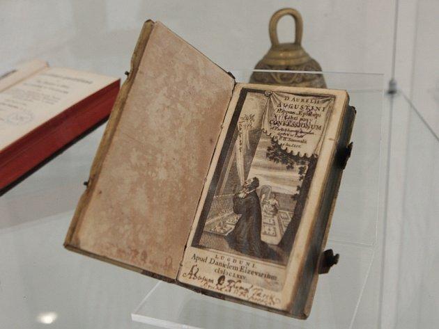 Mendlovo muzeum v Brně vystaví vzácnou knihu zakladatele genetiky Gregora Johanna Mendla