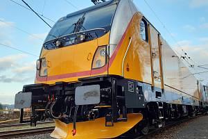 Nová Lokomotiva Bombardier Traxx MS3 bude jezdit mezi Brnem a Bohumínem.