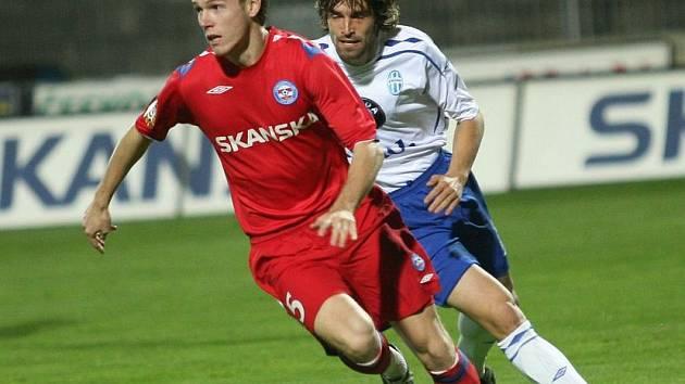 Marek Střeštík stále čeká na letošní premiérovo trefu v Gambrinus lize.