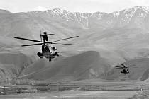 Výstava 122 dní v Afgánistánu.