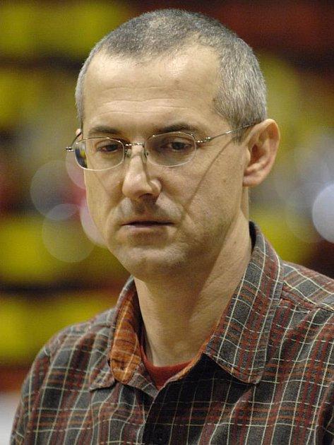 Trenér Marian Svoboda.