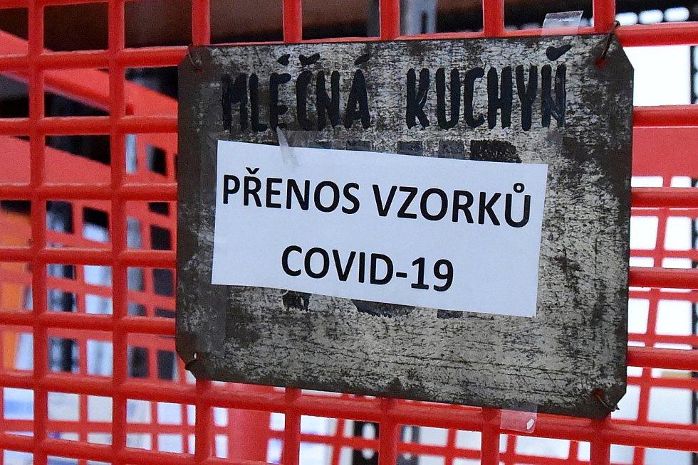 Fakultní nemocnice Brno. Ilustrační foto.