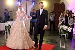 Na brněnském hradě Špilberk se koná od soboty do neděle svatební veletrh.