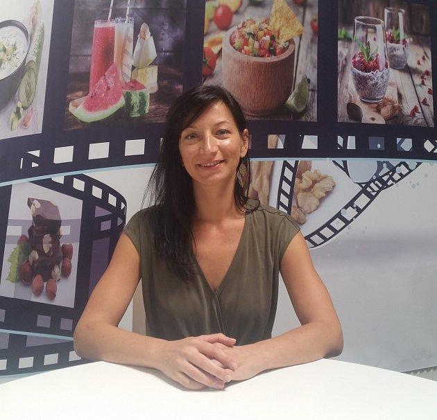 Hana Gergičová, personalistka FRUJO, a.s.