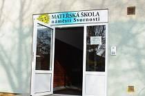 Mateřská škola náměstí Svornosti v Brně-Žabovřeskách. Ilustrační foto.
