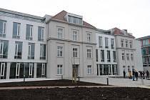 Otevření zrekonstruovaného Bakešova pavilonu Masarykova onkologického ústavu