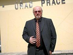Šéf jihomoravského úřadu práce Jan Marek