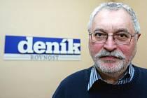 Ředitel Ústavu pro studium totalitních režimů Jiří Pernes.