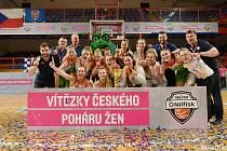 Žabiny se radovaly z vítězství v Českém poháru v letech 2013, 2017 a 2020.