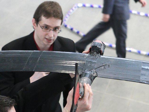 Na fakultě elektrotechniky a komunikačních studií VUT v Brně se konal 2. ročník středoevropské inženýrské soutěže.