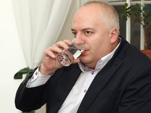 Náměstek brněnského primátora Oliver Pospíšil.