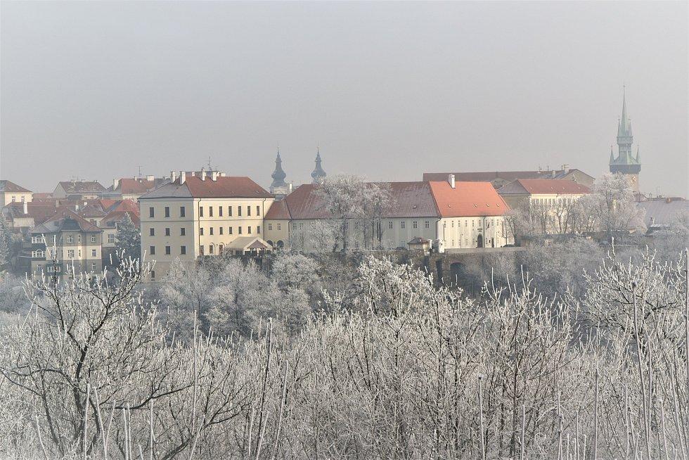 Minoritský klášter ve Znojmě (2017).