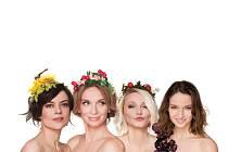Brněnskou premiéru bude mít v Brně na letní scéně komedie 4 sestry.
