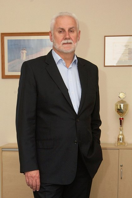 Bohumil Šimek, nové šéf brněnských strážníků.