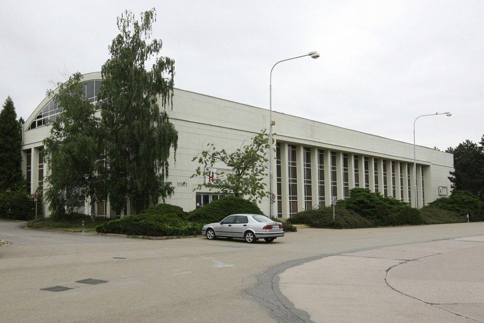 Brněnské výstaviště slaví 85 let od svého vzniku. Na snímku pavilon H