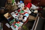 Neznámý zloděj vnikl o víkendu do domu na brněnské Lesné. Způsobil v něm velký nepořádek, ukradl i notebook s účetnictvím.