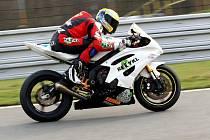 Poprvé motorističtí diváci prošli branami Masarykova okruhu až v sobotu a v neděli, kdy si užili souboje Central European Motorcycle Championship.
