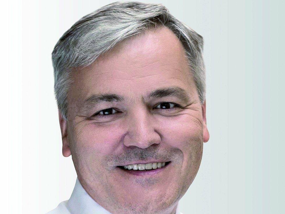 Jaroslav Klaška, senátorský kandidát za KDU-ČSL, ODS a TOP 09 ve volebním obvodu číslo 57 Vyškov, který postoupil do druhého kola.