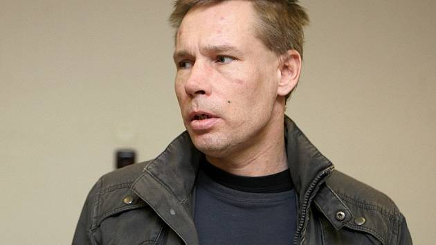 Patrik Döme u soudu.