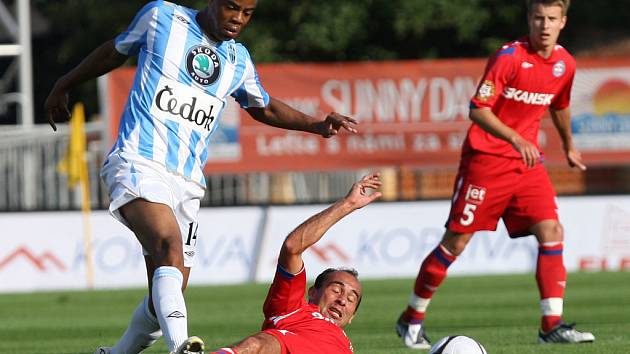 Ludovic Sylvestre - Mladá Boleslav, Tomáš Polách a Lukáš Mareček 1. FC Brno.