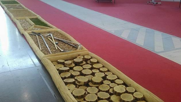 Při festivalu Re:publika v zóně Re:lax v pondělí organizátoři slavnostně zahájili výstavu věnovanou olympijské vítězce Věře Čáslavské a další expozice.