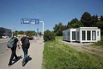 Benzinka pod Lozíbkem nesmí být, rozhodl stavební úřad.