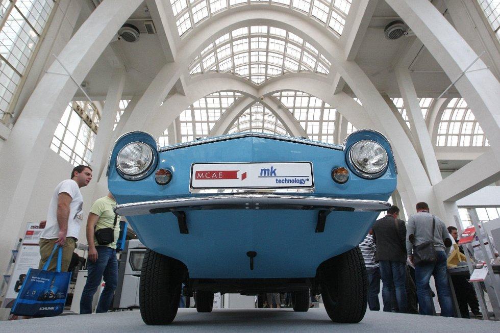 Sedmapadesátý ročník strojírenského veletrh zve do Brna na mnoho zajímavých expozic.