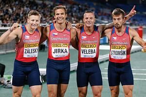 České kvarteto Dominik Záleský, Jan Jirka, Jan Veleba a Zdeněk Stromšík se v Japonsku postaralo o historický počin.