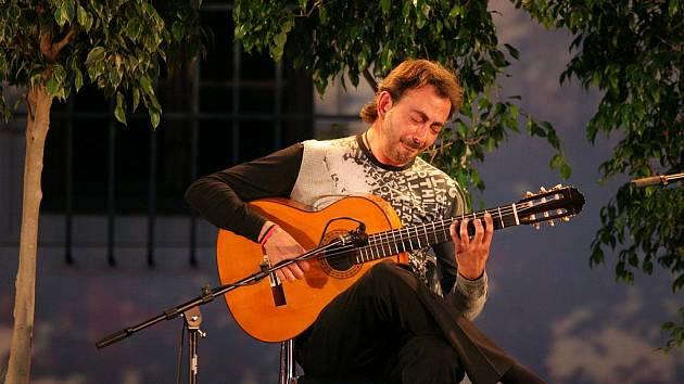 Flamenco z Argentiny na Špilberku.
