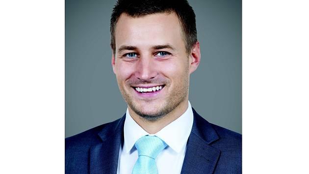 Tomáš Soukal z ČSSD.