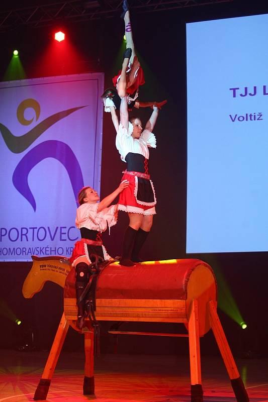 Sportovec Jihomoravského kraje za rok 2012.