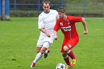 Domácí fotbalisté Bohunic doplatili v divizním derby na proměňování gólových příležitostí a prohráli s Líšní 0:3.