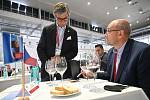 Na brněnském výstavišti začala mezinárodní soutěž vín Concours Mondial de Bruxelles.