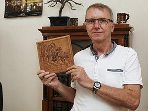 Rozhovor na konci týdne s ředitelem Střední průmyslové školy a Vyšší odborné školy Brno Ladislavem Němcem v brněnské Sokolské ulici.