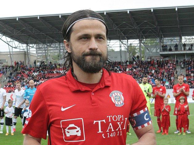 Fotbalista Pavel Zavadil.