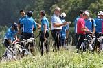 Golf: mistrovství Evropy družstev na Kaskádě.