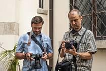 Výstava trvá do konce srpna. Lidé uvidí snímky z Brna.