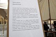 Na náměstí Svobody se v úterý odpoledne tyčilo cirkusové šapitó. Do brněnského centra totiž zavítal Kiosek lidských práv, filmový cirkus proti rasismu a nesnášenlivosti.