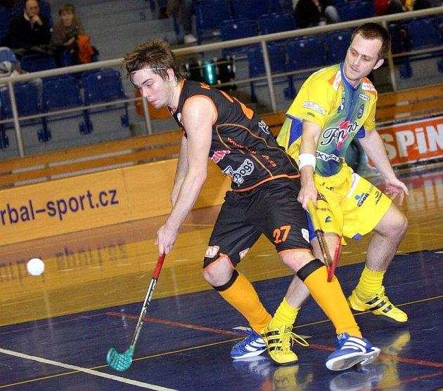 Florbalisté Bulldogs Brno získali z posledních třech zápasů sedm bodů
