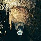 Odpadní štola ze Špilberku, tzv. Krysí kanál.