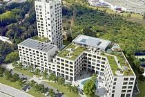 Dvaasedmdesát nových bytů, 279 parkovacích míst i desítky obchodů a kanceláří přinese do Králova Pole stavba nového polyfunkčního centra. Budova za téměř půl miliardy korun vznikne mezi arboretem Mendelovy univerzity a třídou Generála Píky.