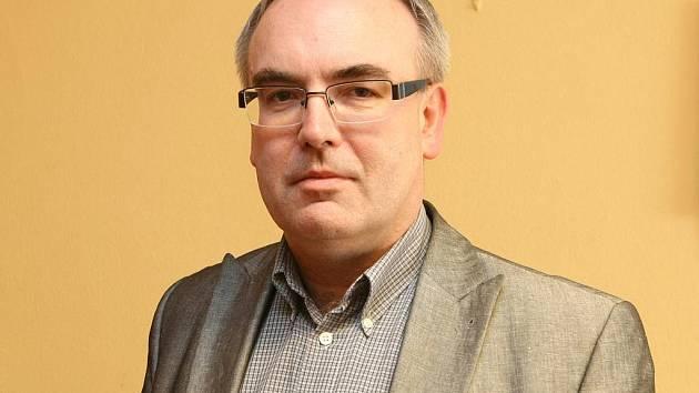 Ředitel brněnské Nemocnice Milosrdných bratří Josef Drbal.